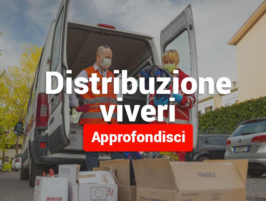 servizio di distribuzione viveri cr lainate