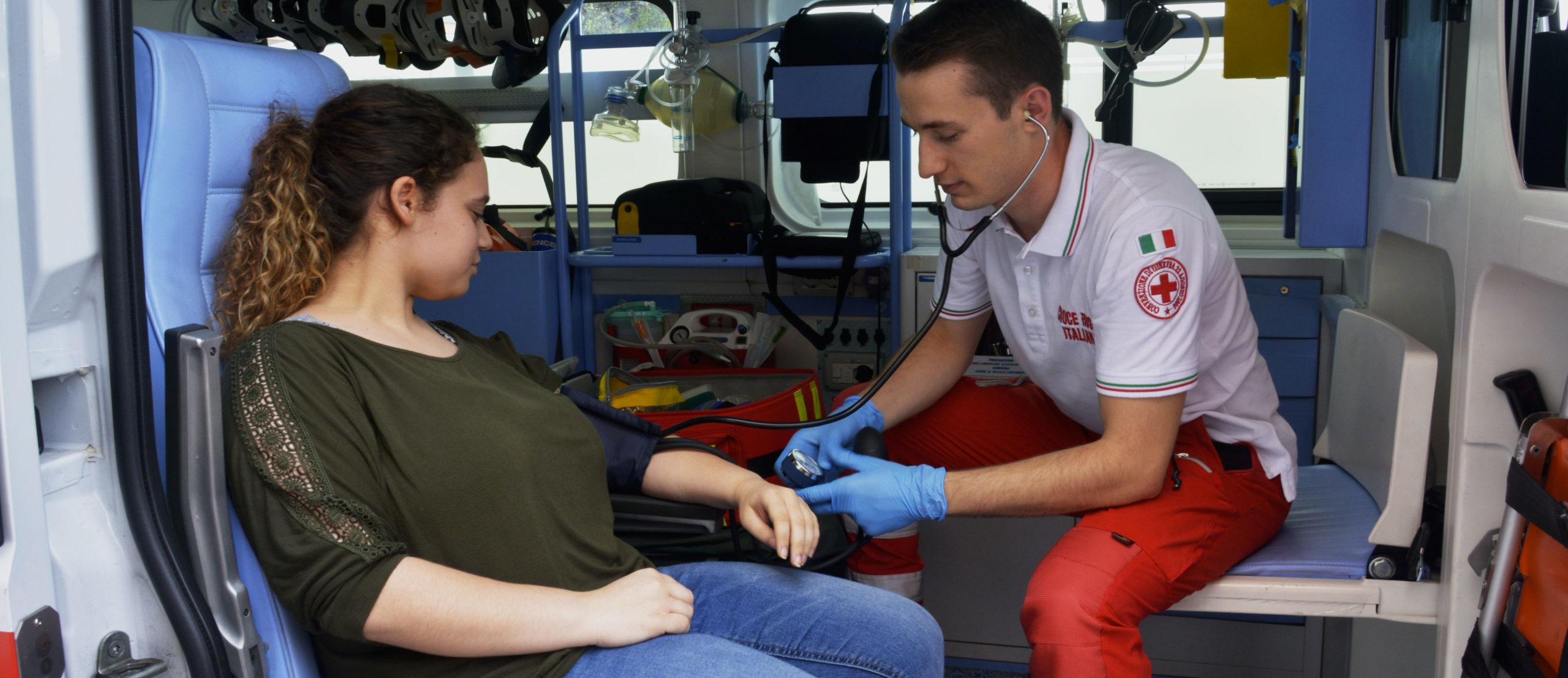 Salute e corsi di formazione - Croce Rossa Lainate